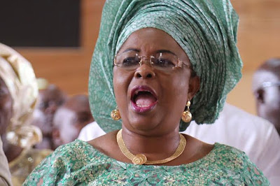 Patience Jonathan, the Former First Lady of Nigeria