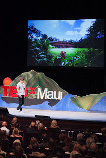 OluKai's Narrative Talk Story Presented Through Archie Kalepa  at TEDxMaui 2013 8