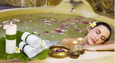 ब्यूटी बाथ के लिए टिप्स - Beauty Bath Tips