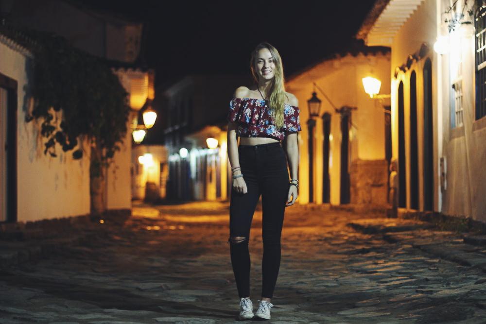 OOTD: Nights in Paraty, Brazil!