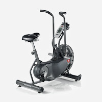 Schwinn AD6 Airdyne Exercise Bike, review features compared with AD Pro and AD2 air fan bikes