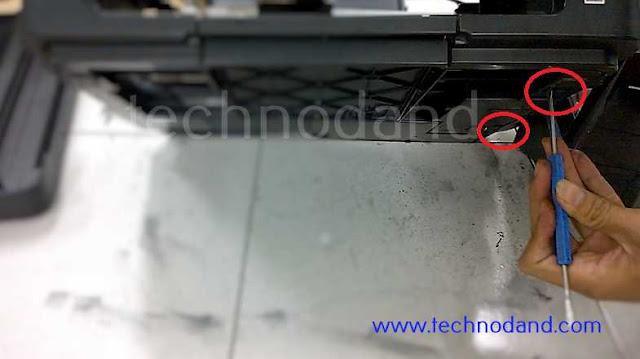 Printer Epson L220 reseter