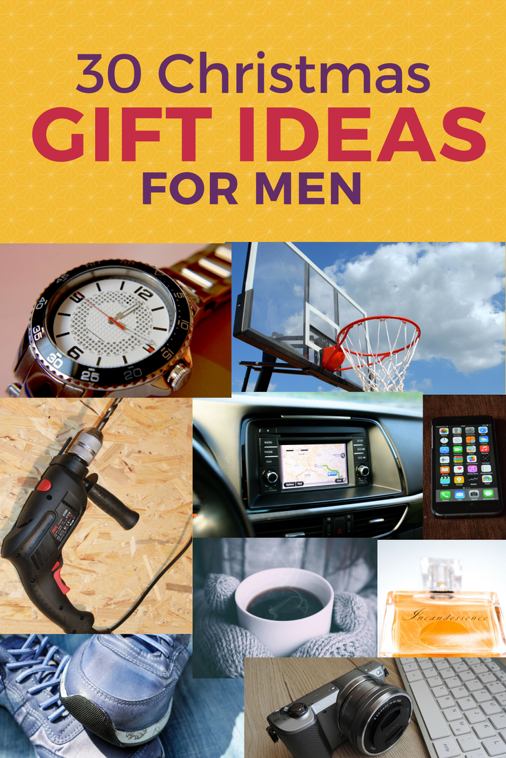 Stay at Home Blessings: 30 Christmas Gift Ideas for Men