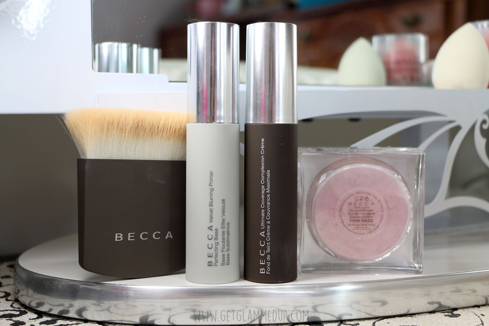 becca velvet blurring primer review