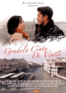 Gondola Cinta Di Venice 2016