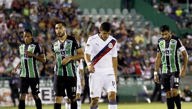 Chivas vs Cafetaleros en vivo Copa MX Apertura 2016