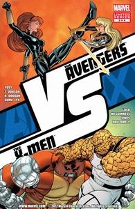 Cover of AvX VS #3 Download PDF