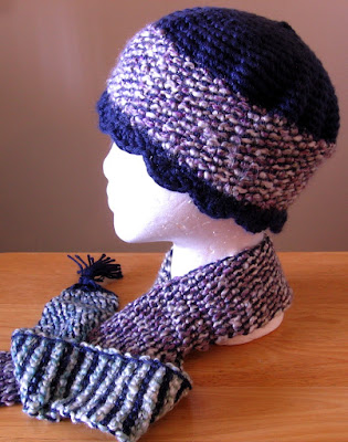 "Find this matching Hat and Scarf in ""Hats Ready To Ship"" and ""Scarves Ready To Ship"""