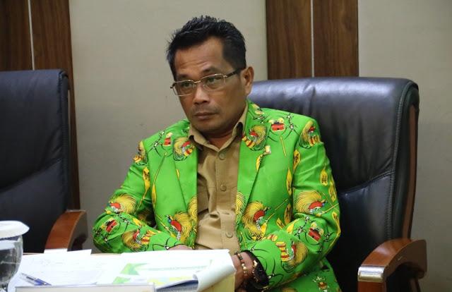Gelapkan APBD 1,7 Miliar, Mantan Kadis PUPR Papua Ditahan Polda Papua