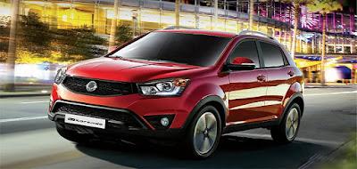 2017 SsangYong Korando C SUV