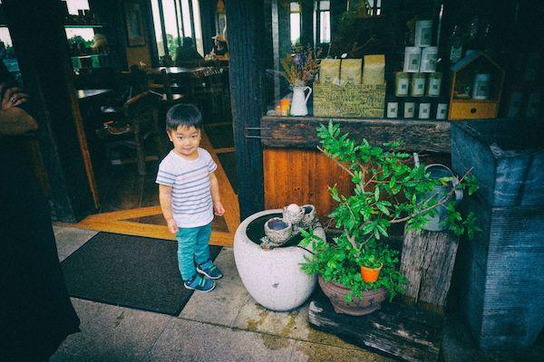 アウトドアの猫空(マオコン)に行ったらマイサン(2才児)は喜ぶに違いない