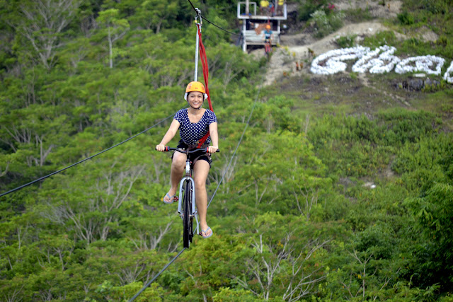 Bike Zip Bohol