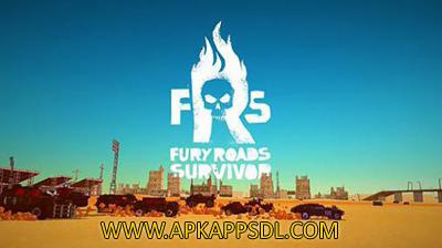 Download Fury Roads Survivor Apk Mod v1.4 Full Version 2016