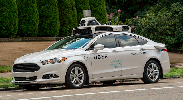 #TrueNews,#Business : Uber accused of stealing its driverless car technology from competitor in San Francisco Fed. Court
