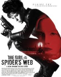 Download Film Terbaru The Girl in the Spider's Web [Hindi] Movie Download (720p)