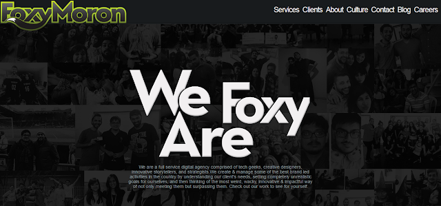 FoxyMoron | Top Digital Marketing Agency in India