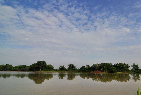 Danau Cibeureum wisata bekasi