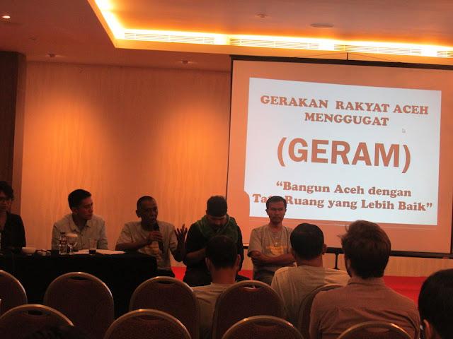 Masalah Tata Ruang Aceh, Mendagri Digugat