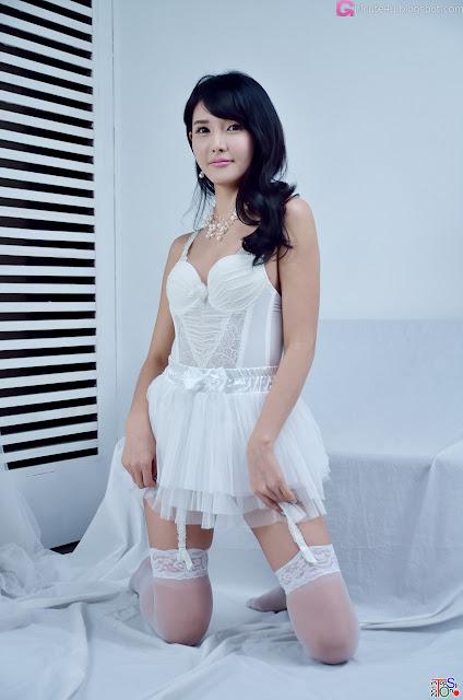 Desnudas calientes Chicas coreanas jóvenes