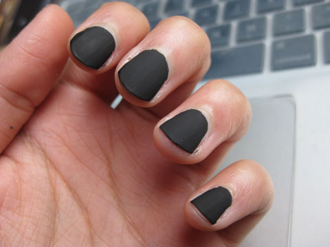 Dee S Beauty Blog 2 Easy Nail Trends To Try Caviar Nails Amp Matte Nails