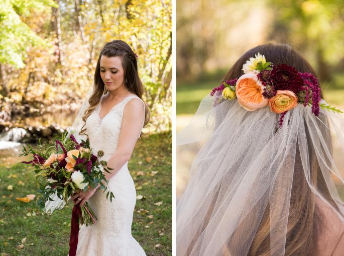 Montana Wedding Flowers / Cali Frankovic Photography