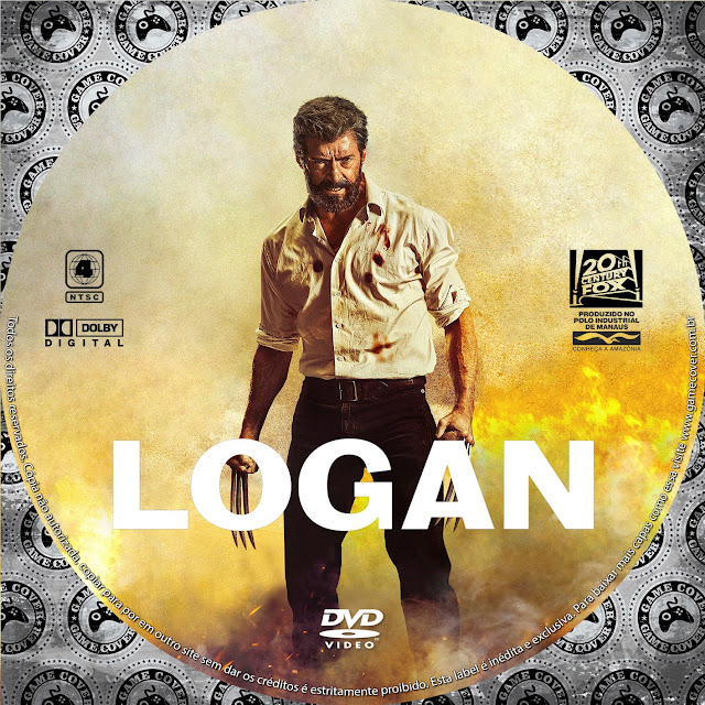 Label DVD Logan [Exclusiva]