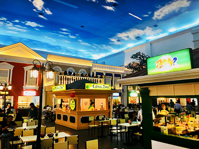 J Centre Mall Food Court