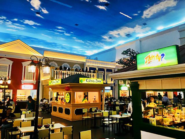 J Centre Mall Food Court