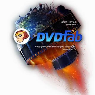 DVDFab 10.0.2.5 Multilingual Portable