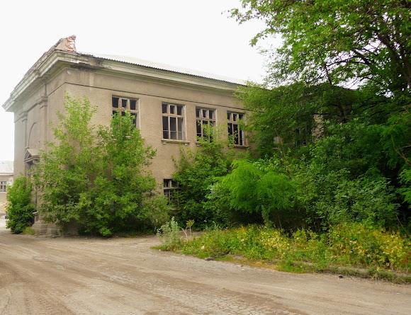 Константиновка. Старая школа № 3. 1951 г.