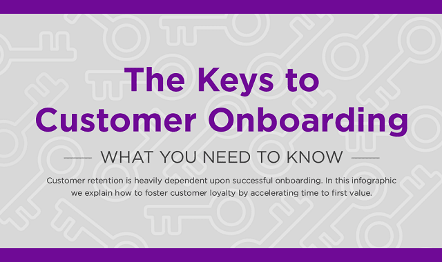 The Keys to Customer Onboarding -- What You Need to Know