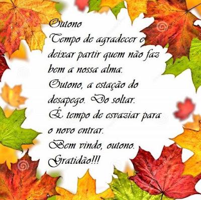 frase outono
