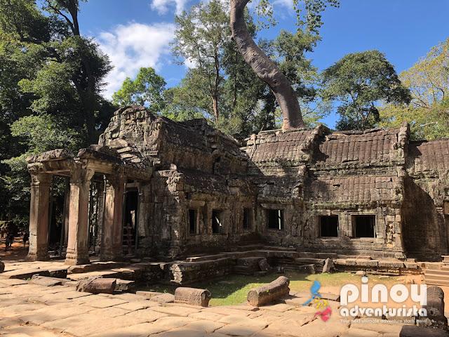 Tourist Spots in SIEM REAP CAMBODIA
