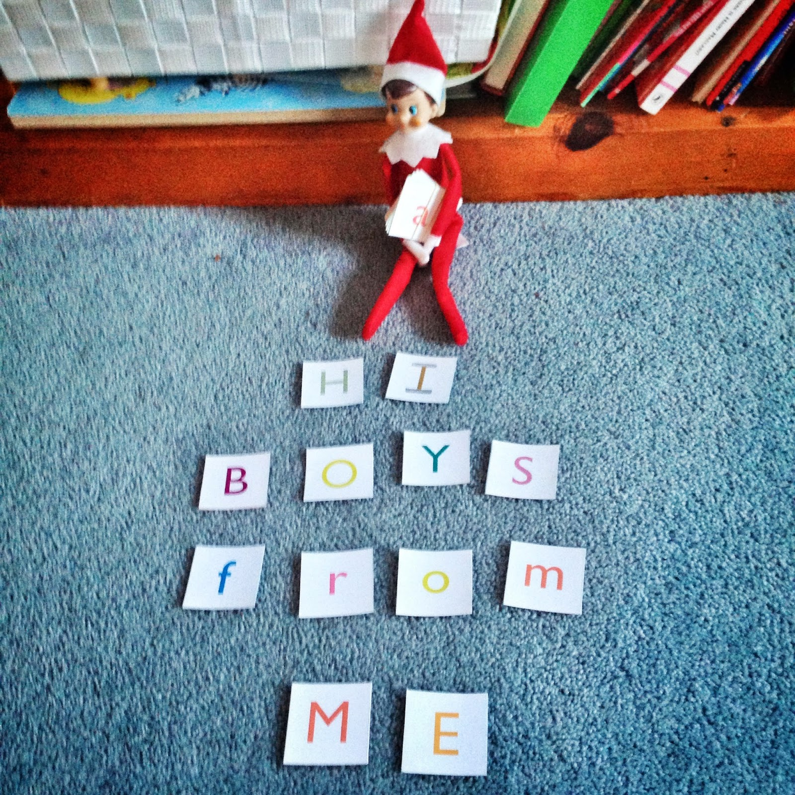 The Exciting Life Of Eddy Elf On The Shelf Ideas And