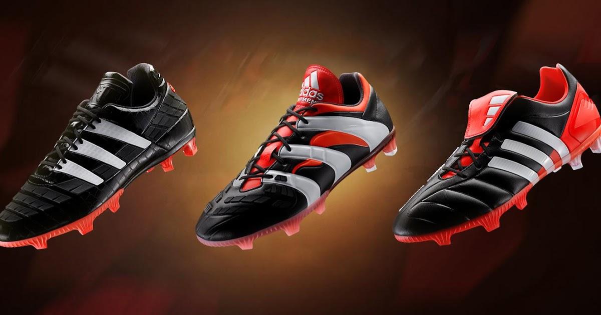 Revenge Pack  Four Iconic 2014 Adidas Predator Remakes - Footy Headlines 02794e166