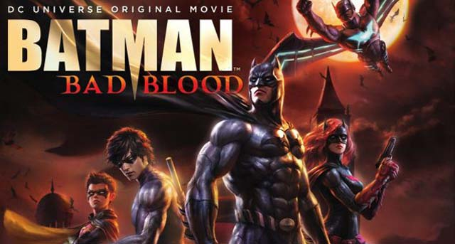 batman bad blood cover poster trailer