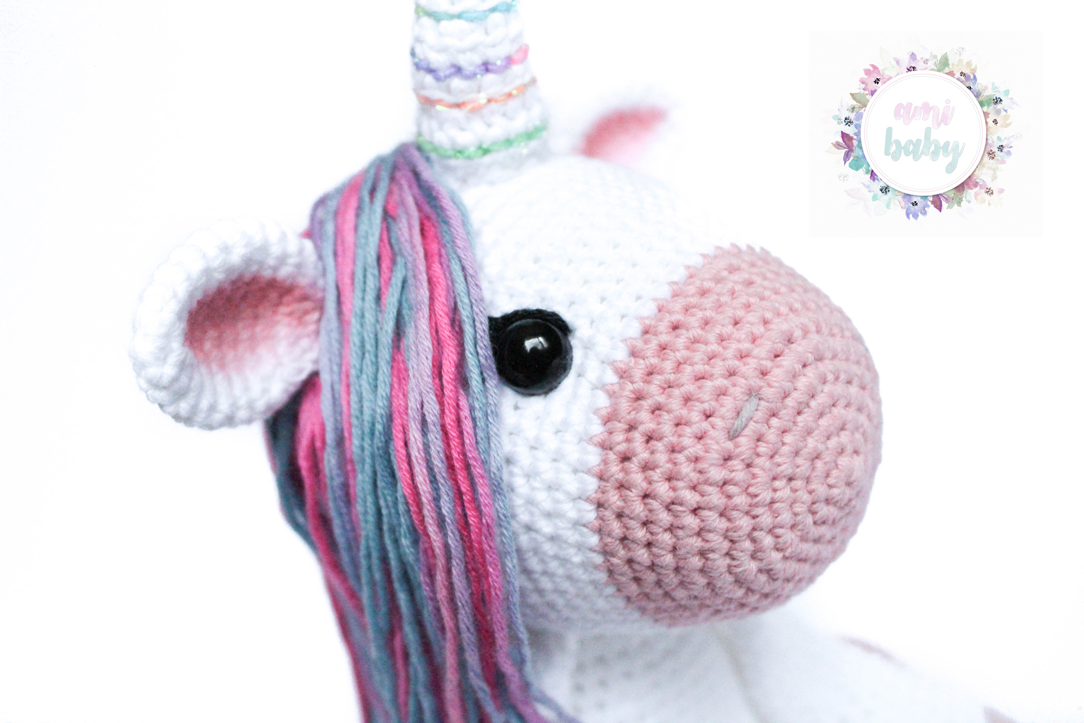 Unicorn pattern pinkfoxstitches, patrón unicornio pinkfoxstitches ...