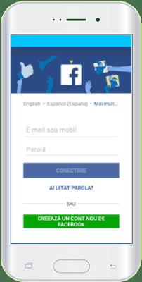 Facebook în limba română