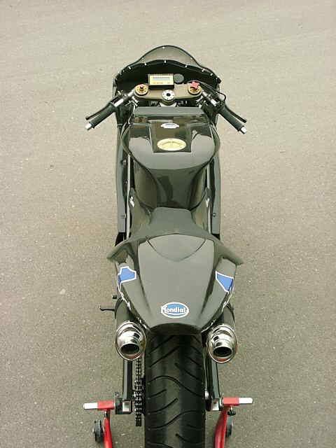 Mondial Piega Prototype 2001