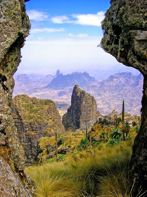 10 Best Adventure Holiday Destinations | Simien Mountains, Ethiopia