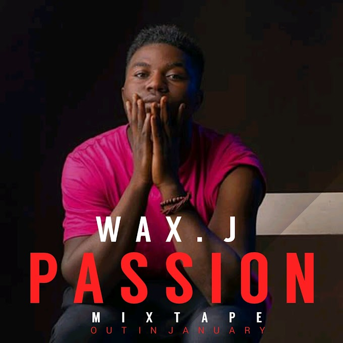 Anticipate: Wax.J - Passion (Mixtape) Drops in January