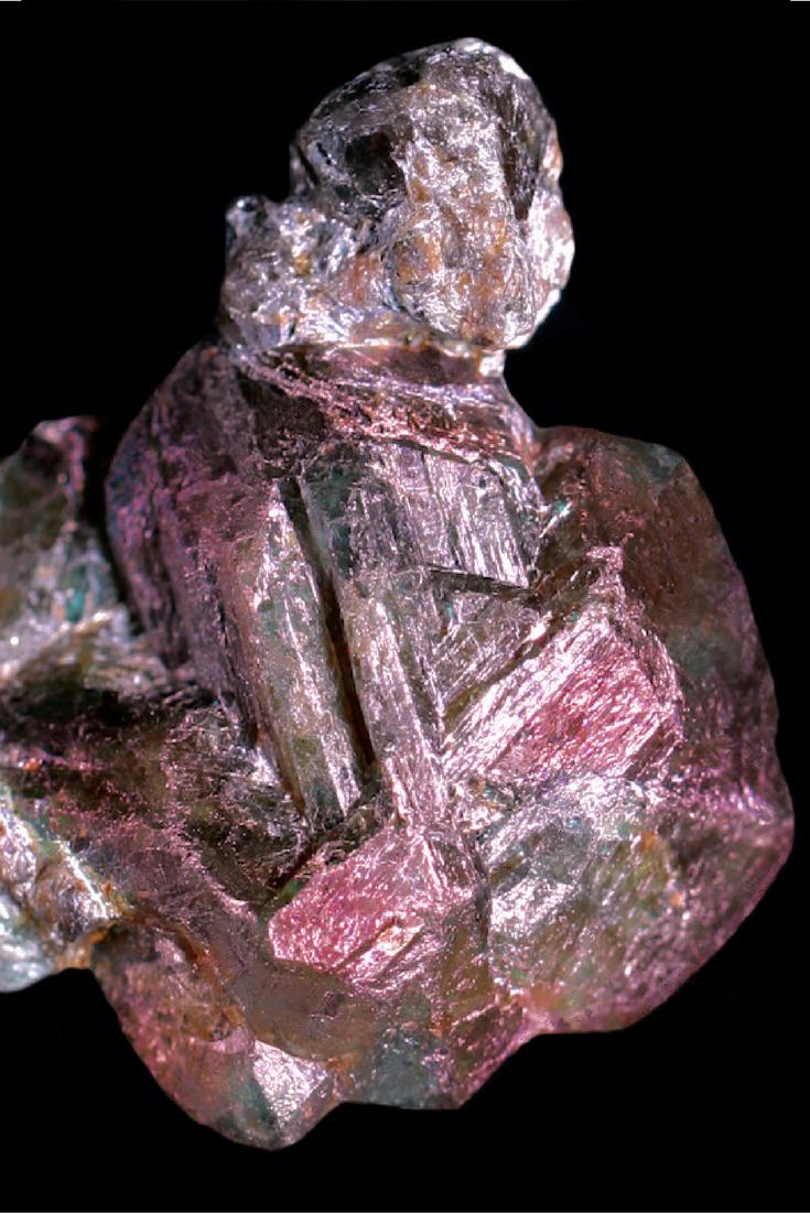 Llamativa piedra