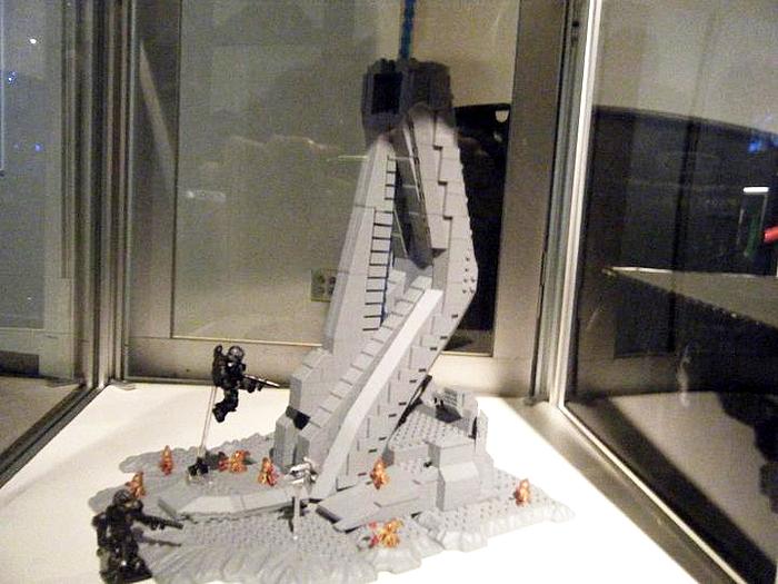 Halo Universe Toys And More: Mega Bloks: Prototype models