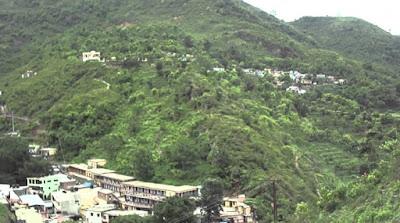 Nilkantha in Auli