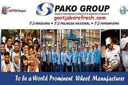 Lowongan Kerja Paling Baru PT Pakoakuina (Pako Group) 2018