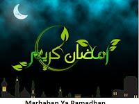 Jadwal Puasa Ramadhan 1438H - 2017M