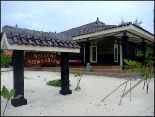 Penginapan Pulau Pramuka Wismas Savir