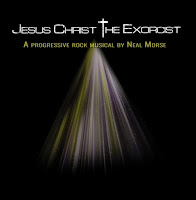 "Το album του Neal Morse ""Jesus Christ The Exorcist"""