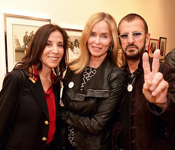 Olivia Harrison offre des « paroles inédites » à Ringo Starr
