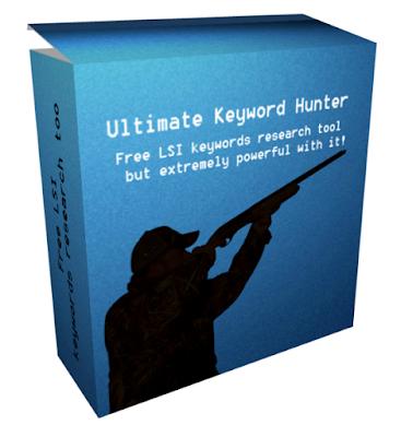 [FREE GIVEAWAY] Ultimate Keyword Hunter [LSI KEYWORDS]